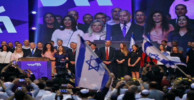 Netanyahou prêt à tout pour rester Premier ministre — Elections en Israël