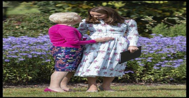 Est-Duchesse Kate enceinte? - Vue