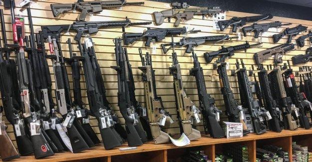 Etats-UNIS: 145 AMÉRICAIN des chefs d'entreprises demandent plus nette sur les armes