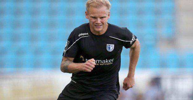FC Magdeburg: Kvesic tombe de Bertram nouveau Meneur de jeu lors de la FCM