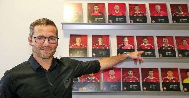 FCN:CNP-Chef Wiesinger: Un Club, le Joueur doit leidensfähig être!
