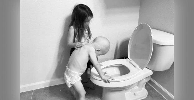 Facebook: la Mère de poster, comme le Cancer chez les Enfants est vraiment