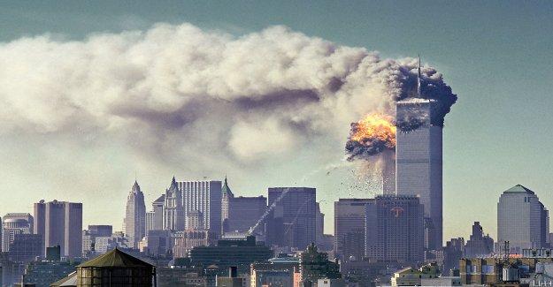 Fils de 9/11 Victimes de propose émotionnelle Discours de retour de Vue
