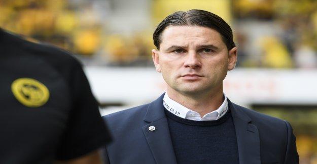 Football: Dit YB-Coach Seoane «à ne pas YB-like» Hoarau? - Vue
