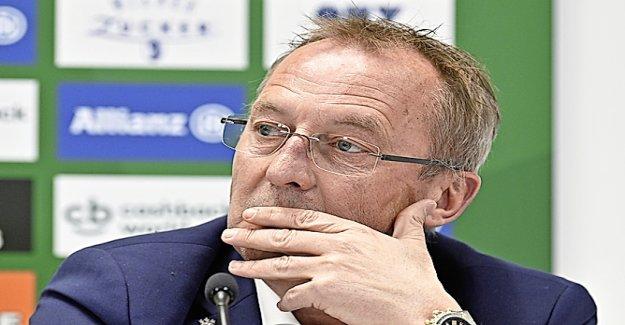 Football: Fredy Bickel devient le nouveau Directeur général GC - Vue
