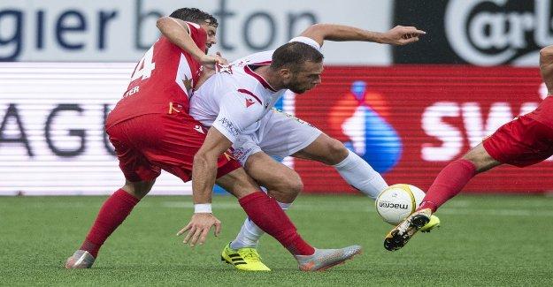 Football: Sion-CC veut Pajtim Kasami prolonger la Vue