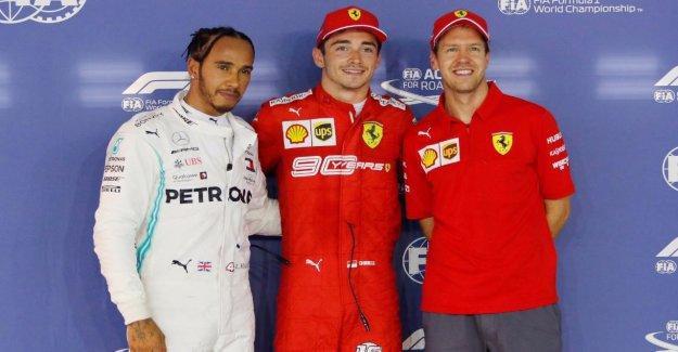 Formule 1: Quali-Marteau! C'est pourquoi, Ferrari était plus rapide que la Mercedes