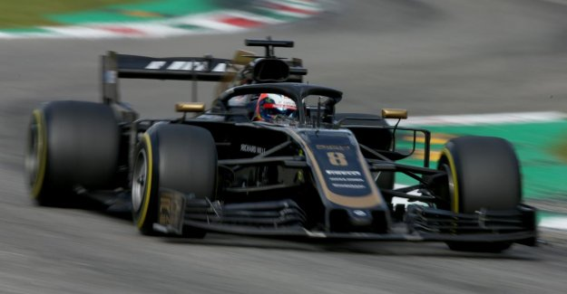 Haas F1 Team et Rich Energy se séparent — Officiel