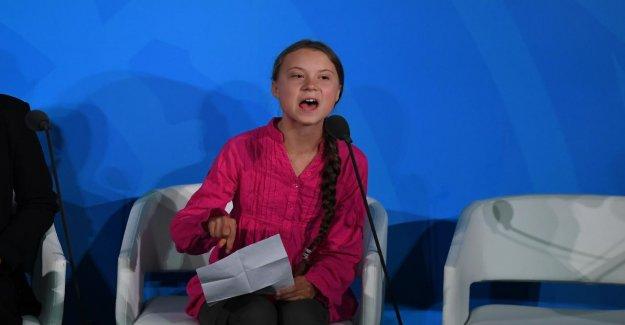 Friedrich Merz Greta Thunberg: ce qui M'a Gretas Aspect émotionnel bouge