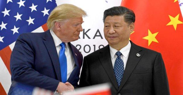 Geste de bonne Volonté - Trump déplace Strafzölle contre la Chine