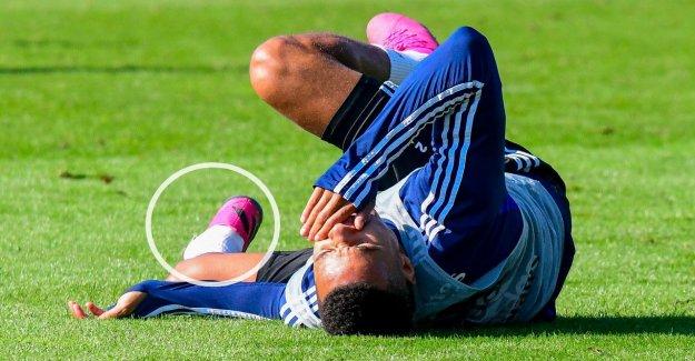 HSV: Jan Gyamerah grièvement blessé – Wadenbeinbruch lors de la Formation