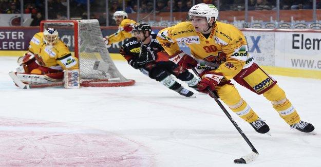 Hockey sur glace: Allemand dépasser Suisse: Où sont les Jeunes? - Vue