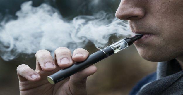 Huit Morts par E-Cigarettes aux états-UNIS - Vue