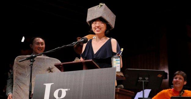 Ig-Nobel de l'Université de Harvard décerné