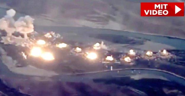 Irak: l'Armée AMÉRICAINE détruites par les bombes ISIS-Île