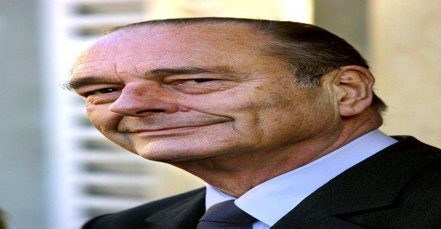 Jacques Chirac (†86) est mort - Vue
