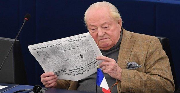 Jean-Marie Le Pen: Procédure d'un Détournement de Fonds de l'UE lancée