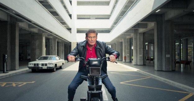 Knight Rider: David Hasselhoff revient dans son Culte dans le Rôle de nouveau