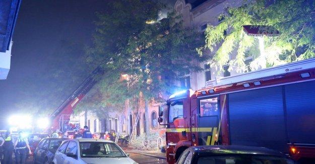 Krefeld: Deux Morts dans un Incendie dans un Immeuble d'habitations