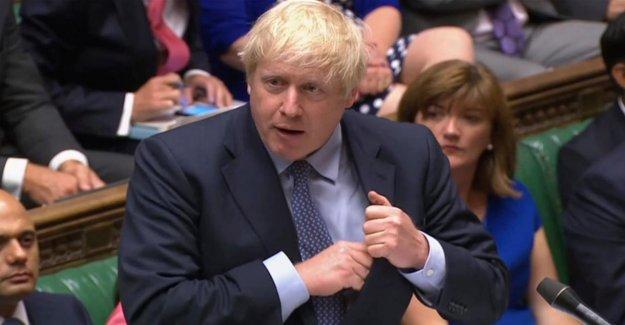 Le Parlement suspendu mardi après un vote sur des élections anticipées — Brexit