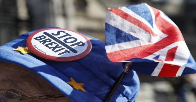 L'UE pourrait Déplacement du Brexit de l'approbation de Vue