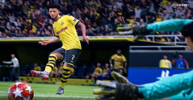 La Fifa 20 la Web-App démarre aujourd'hui! – Pénalité pour les Fans