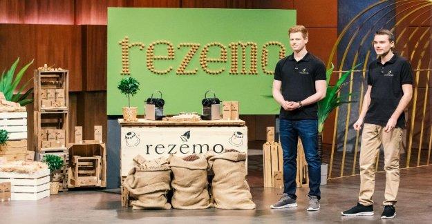 La Grotte des Lions – capsules de café Rezemo: des Millions de l'affaire a éclaté!