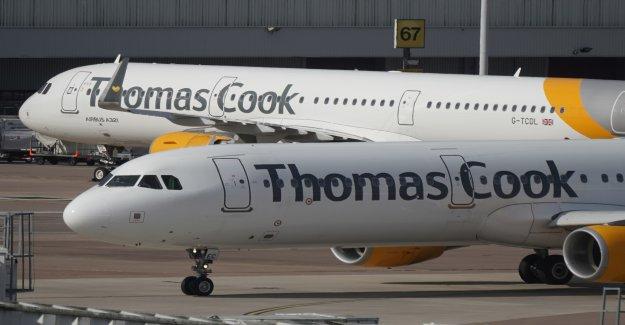 La faillite Thomas Cook: Pour les Suisses sont-ils affectés par la Vue