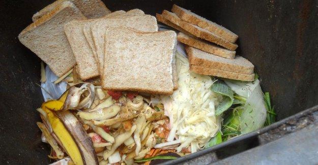 La nourriture est jeté! Chaque Année, d'atterrir à 12 Millions de Tonnes de Déchets