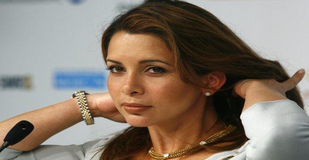 L'angleterre ne veut réfugiés à Dubaï, la Princesse n'est pas de la prise de Vue