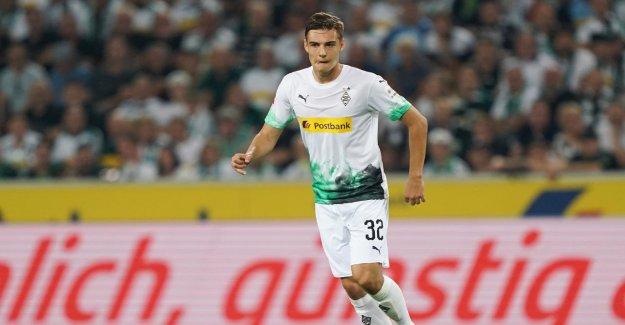 Le Borussia Mönchengladbach: Florian Neuhaus fièvre Derby, contrairement à