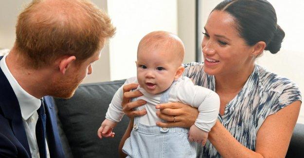Le prince Harry et Meghan: Fils Archies première Apparition en Afrique
