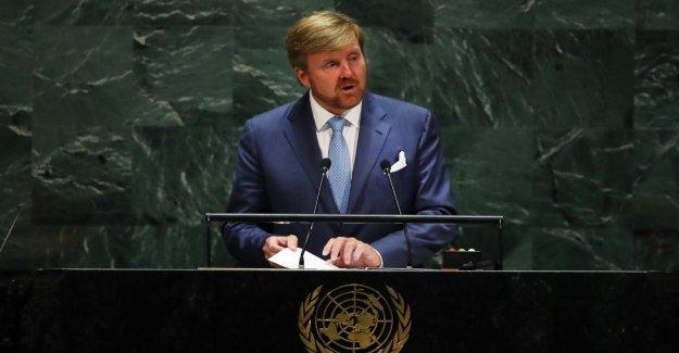 Le roi des pays-bas demande Plus de Protection pour les Minorités sexuelles