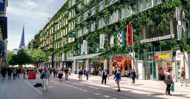 Le secret de Papier Vert: Hambourg City bientôt le Camp de la Jungle?