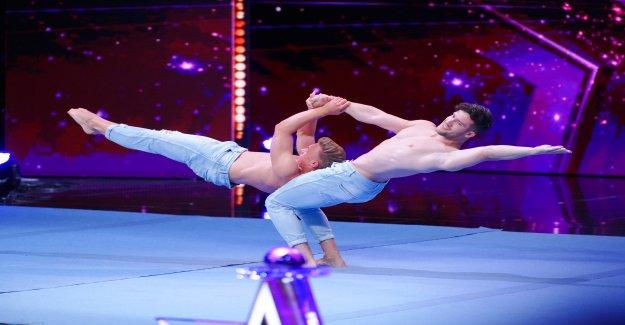 Le super talent 2019: Suisse «Poirier-Brothers», avec