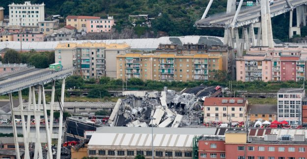 L'effondrement de la Morandi-Pont à Gênes: Trois Arrestations de Ponts Scandale!