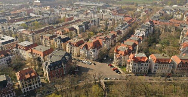 Leipzig Waldstraßenviertel: Économique, la Révolte contre Parking-Plans