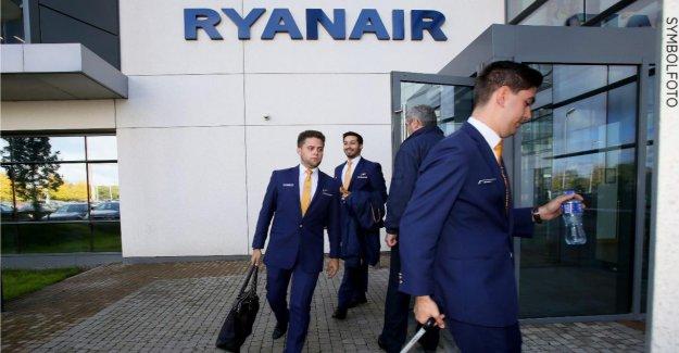 Les pilotes des tremblements, Chef de scheffelt: compagnie low-cost Ryanair veut des Centaines de supprimer des Emplois