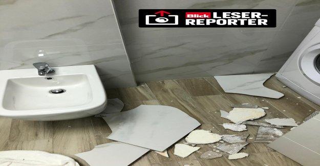 Les tremblements de terre secouent l'Albanie - Vue