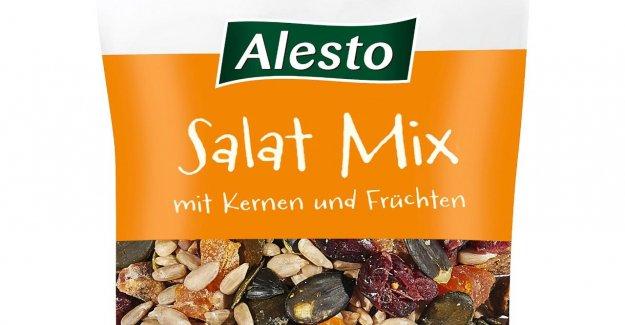 Lidl: Rappel du Salatkerne-Mix chez les Soupçons!