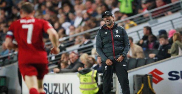 Liverpool remporte une victoire en coupe de la Ligue - Klopp la suite, grâce à Torwartpatzer