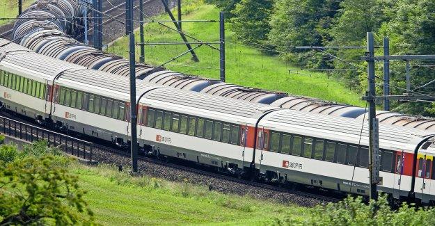 Lyssach: l'Homme du Train, saisis par la mort d'une Vue