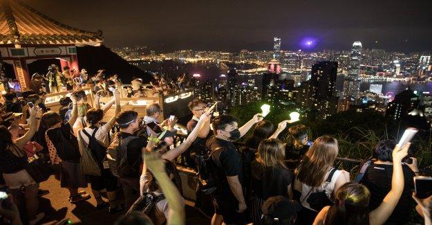 Manifestations à Hong kong: la Police interdit de nouveau Grossdemo - Vue