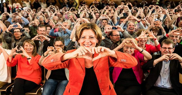 Manuela Schwesig a un Cancer du sein: Chaleureux Message du SPD, conférence Régionale