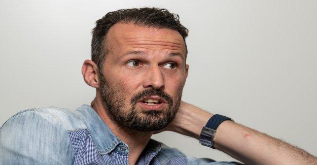 Marco Streller se produit lors de la FCB Conseil d'administration et de retour de Vue