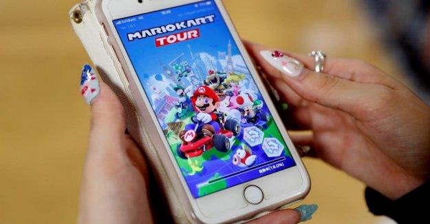 Mario Kart Tour est parfait pour un encas Pour Android et iOS