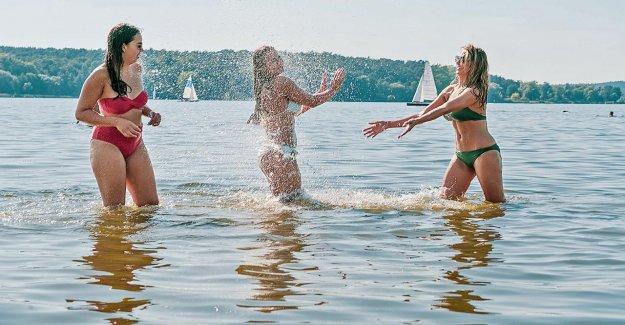 Météo Week-end: La Fin de l'été jusqu'à 30 Degrés