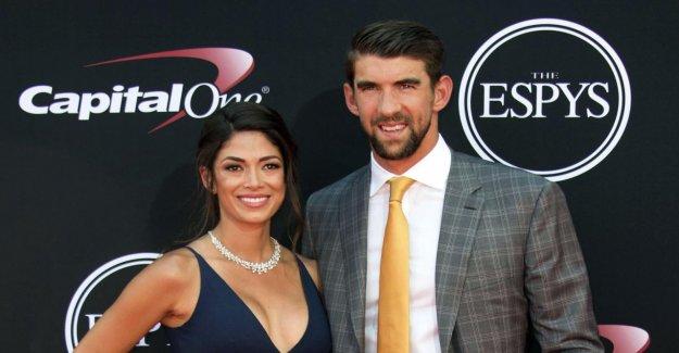 Michael Phelps: Natation-Star pour la troisième Fois de devenir Père