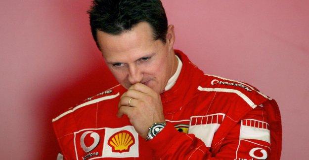 Michael Schumacher tranféré dans un hôpital à Paris pour un