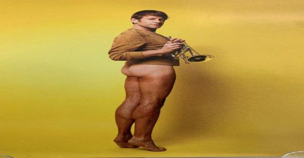Michael von der Heide tire pour le nouvel Album de nu - Vue